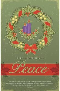 Advent - wreath-week 2