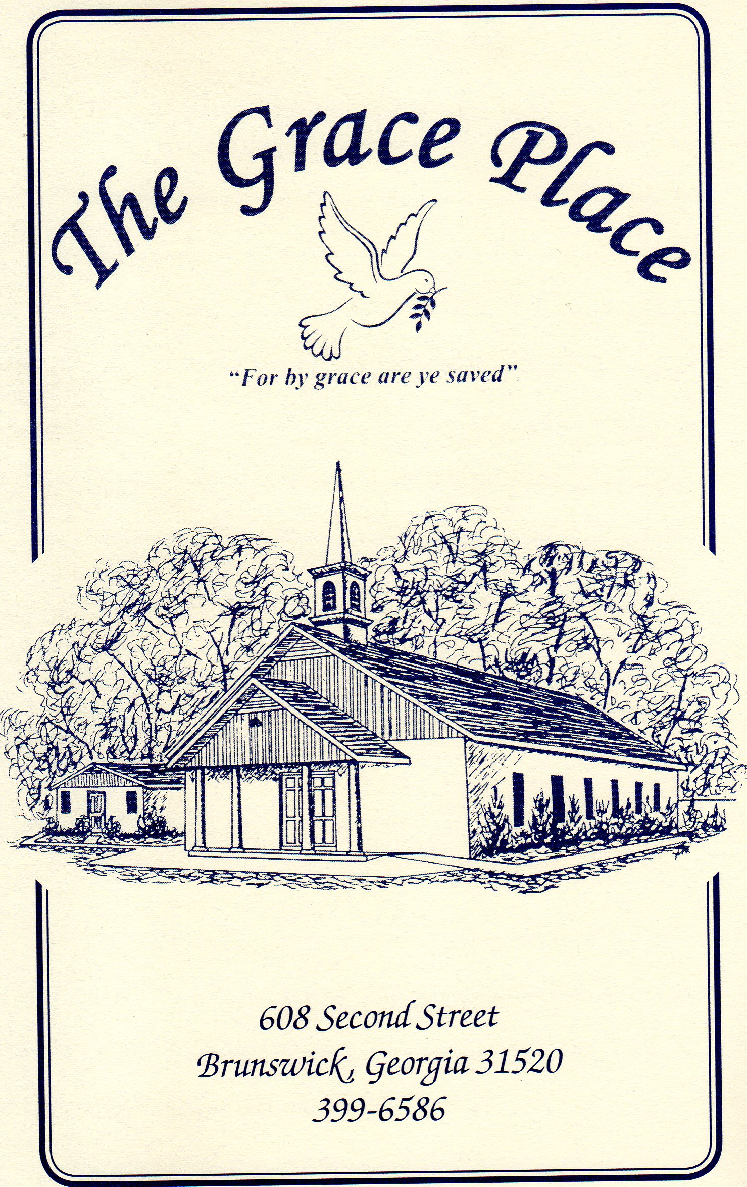 Worship Services, February 2 | The Grace Place Church
