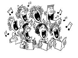 choir in song image