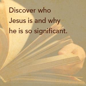 Discover Jesus -book