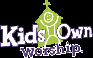 kidsown-worship-logo