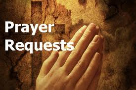 prayer request - praying hands