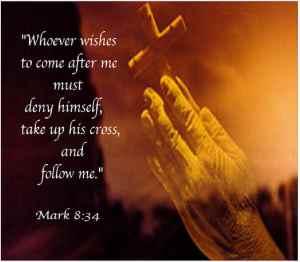 Mark 8-34 image