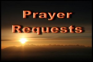 PRAYER REQUEST - SUNRISE