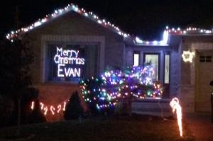 Merry Christmas Evan