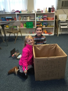 Peyton and Shane decorating collection boxes